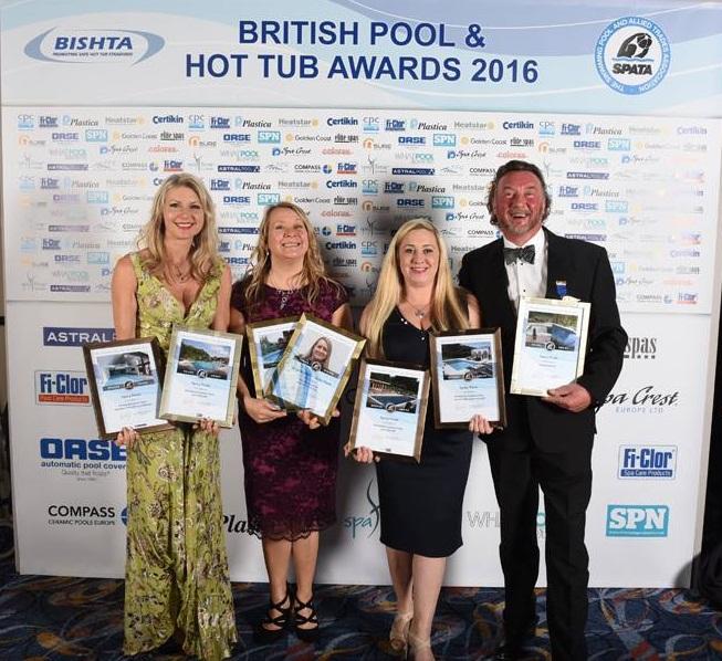British Pool & Hot Tub Awards 2018