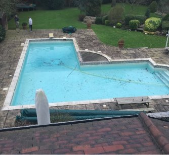 swimming pool refurbishment services in surrey