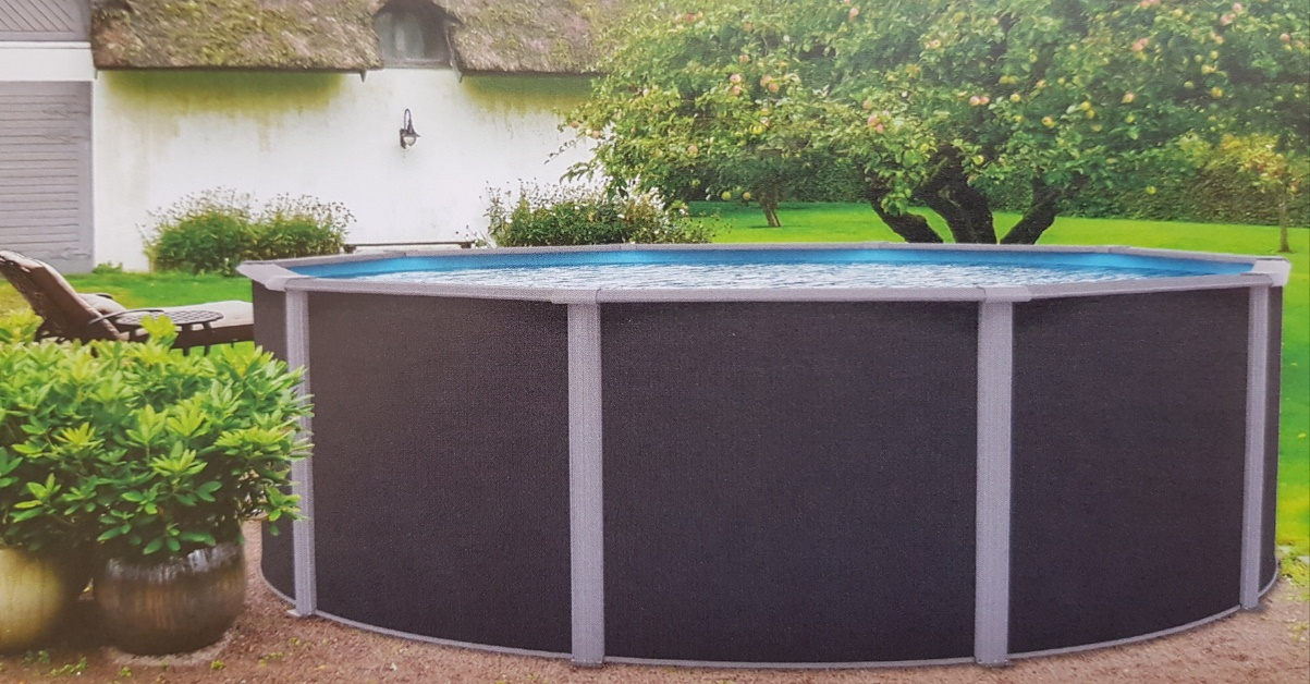 Temporary Semi Permanent Above Ground Swimming Pools Tanby Pools