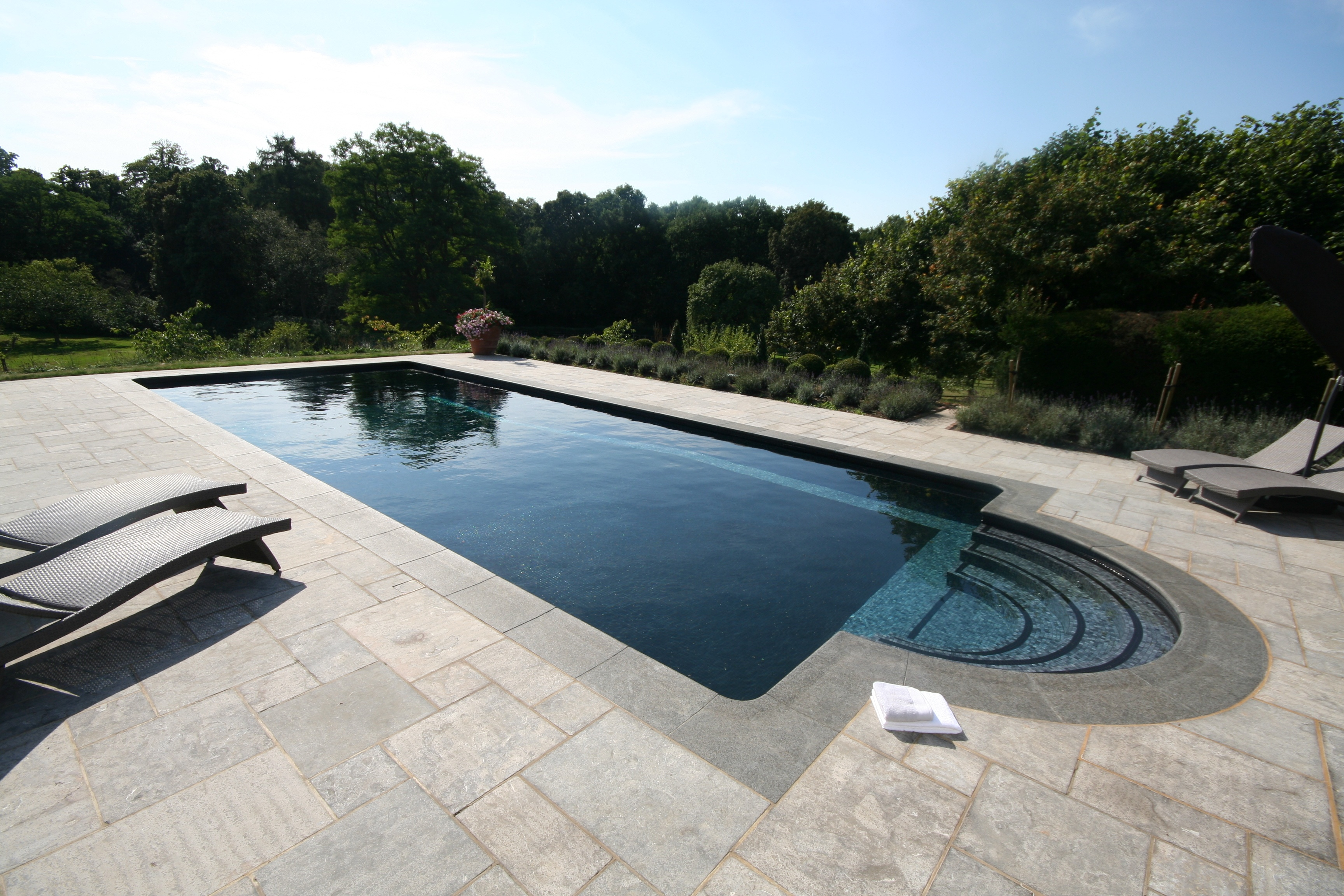 Custom Swimming Pool Design Construction Services Tanby Pools