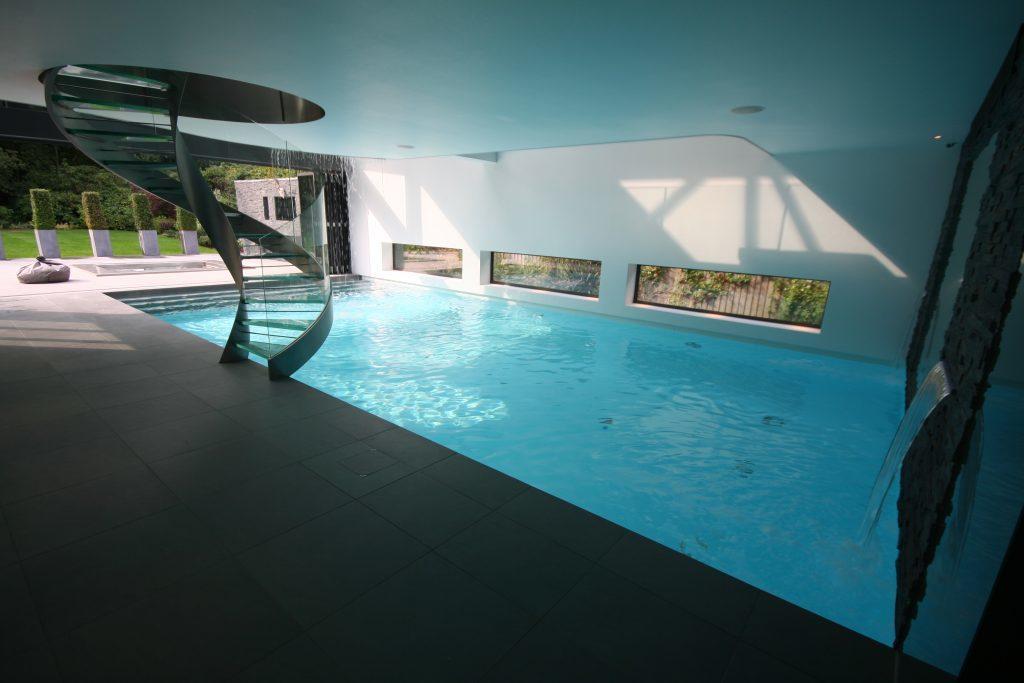 BRONZE Award British Pool & Hot Tubs Residential Indoor Pools 2016