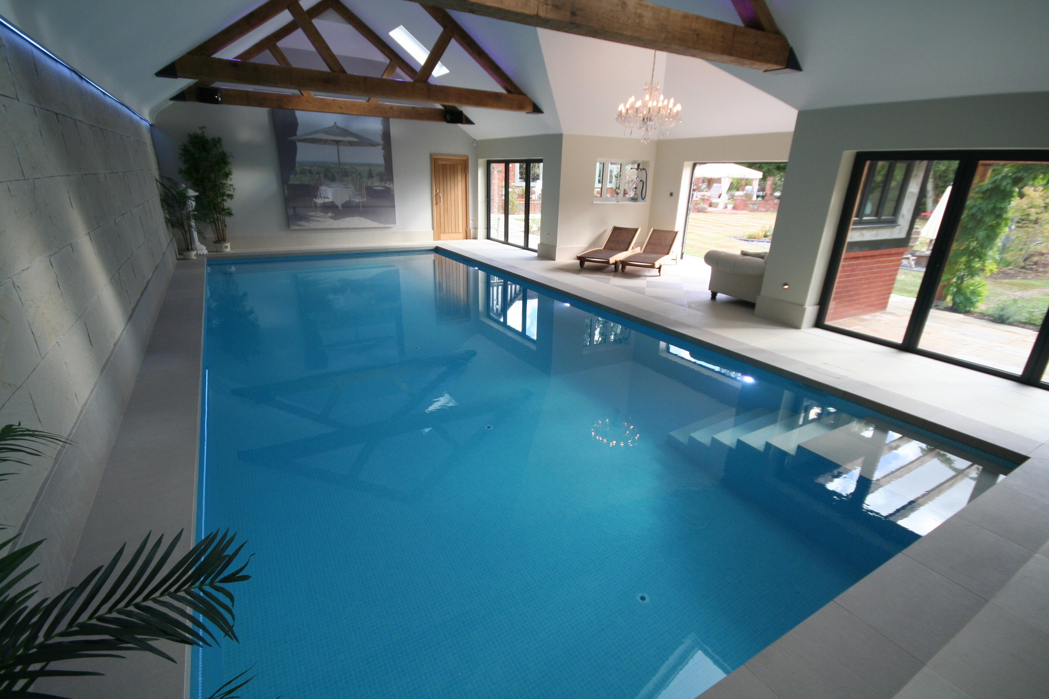 Award winning indoor pools - Tanby Pools Ltd