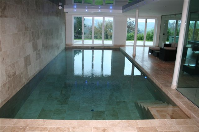 GOLD 2011 Residential Indoor Pool