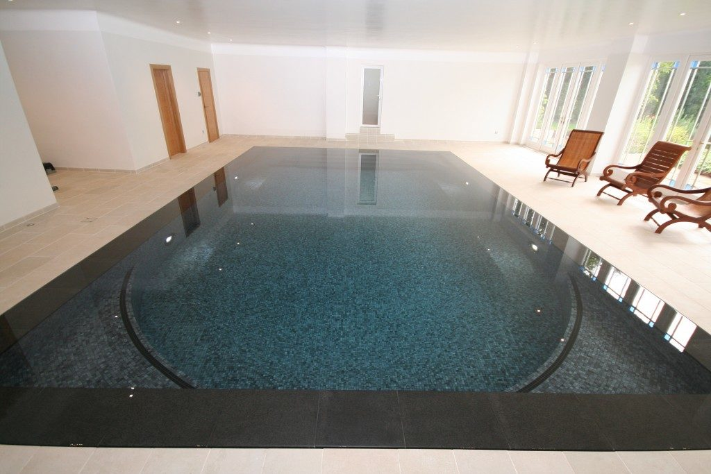 RUNNER UP UK Pool & Spa Awards 2015 RESIDENTIAL REFURBISHMENT PROJECT of the YEAR SPATA Silver Award Residential Refurbishment