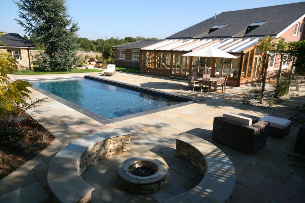 GOLD British Pool & Hot Tub Awards 2012 Residential Outdoor Pools & WINNER POOL CONTRACTOR of the YEAR