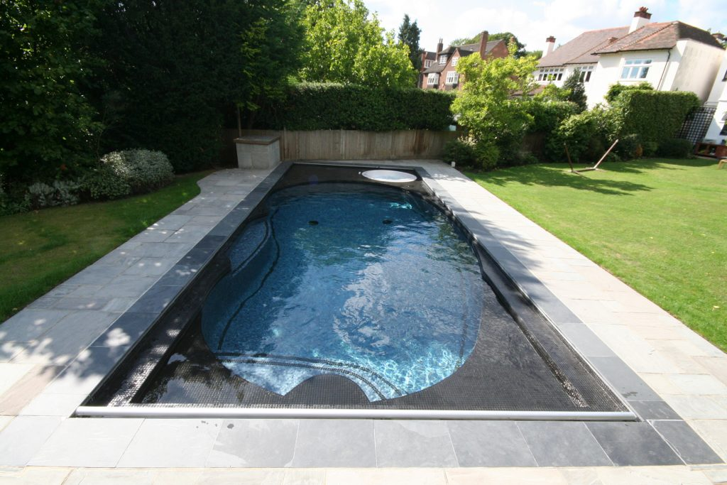 GOLD British Pool & Hot Tub Awards 2012 Residential Outdoor Pools