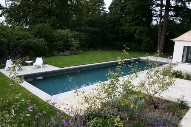 SILVER British Pool & Hot Tub Awards 2012 Residential Outdoor Pool